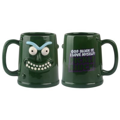 Customized 3D Creative Funny Gift Ceramic Mug